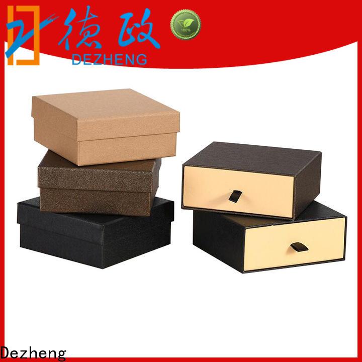 Dezheng cardboard shoe boxes factory