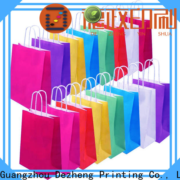 Dezheng company custom boxes with logo