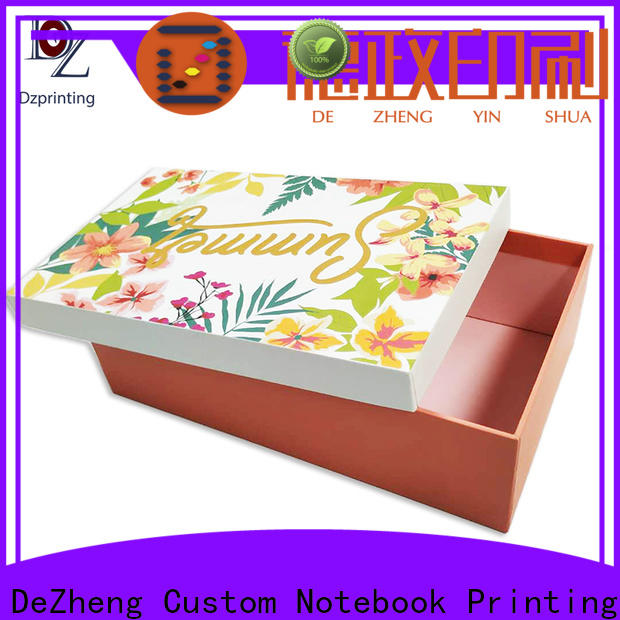 Dezheng custom jewelry boxes Suppliers