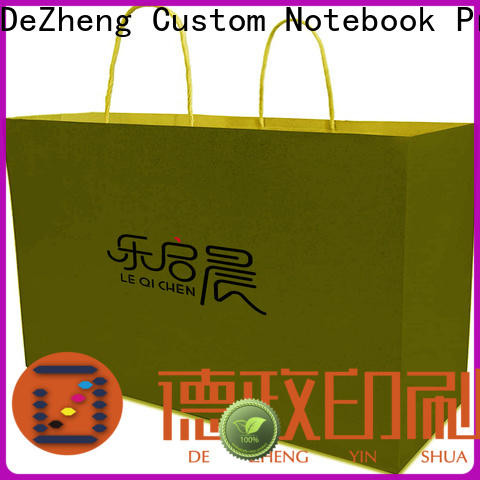 Dezheng custom printed paper boxes factory
