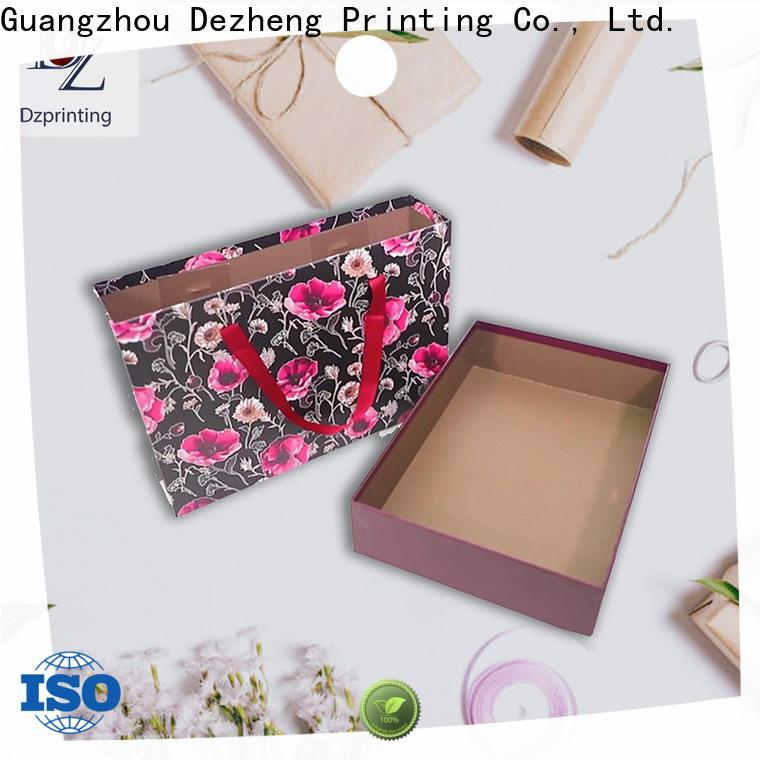 Dezheng custom paper box company