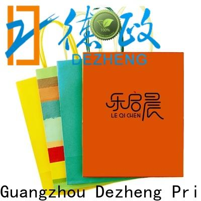 Dezheng customization custom printed paper boxes Supply