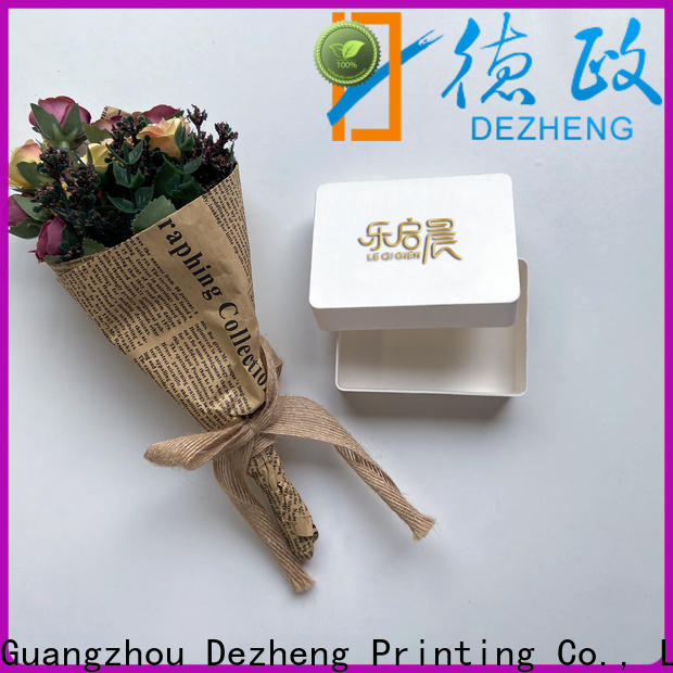 Dezheng paper box price Supply