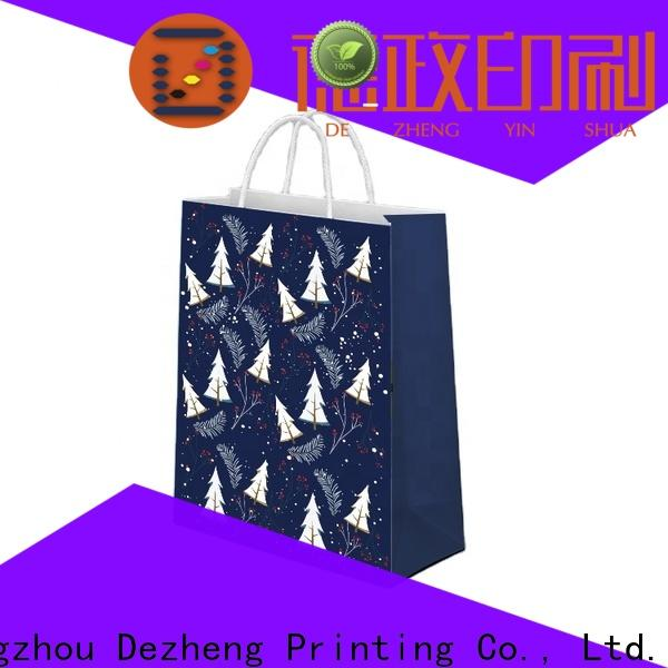 Dezheng custom printed boxes for business