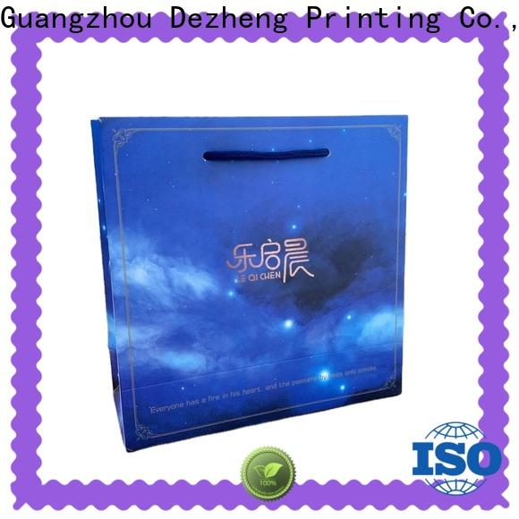 Dezheng paper jewelry box manufacturers