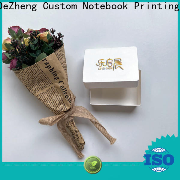 Dezheng factory high quality paper box for business