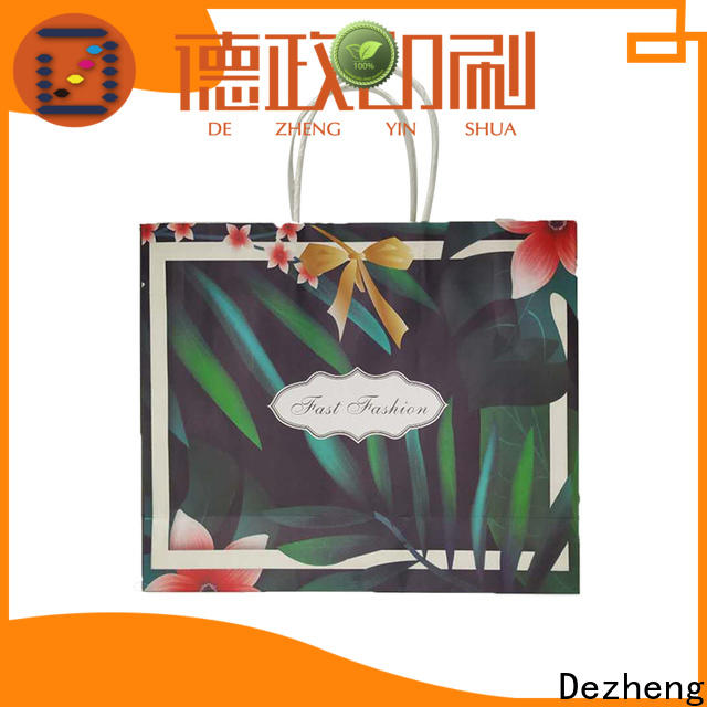 Dezheng customization recycled paper jewelry boxes company