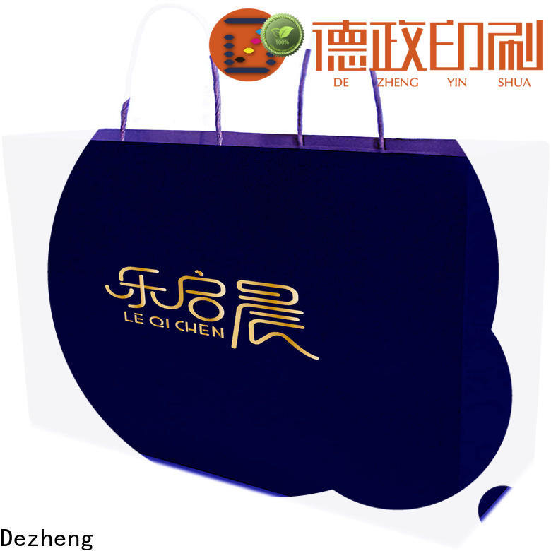 Suppliers packing paper box factory
