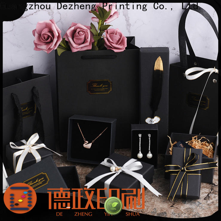 Dezheng for business custom made paper boxes