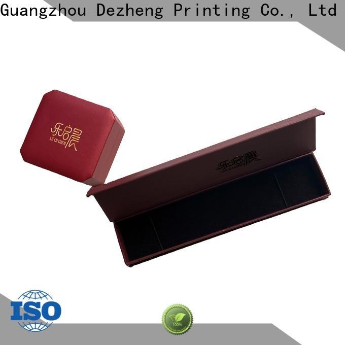 Dezheng customization paper packing box Supply