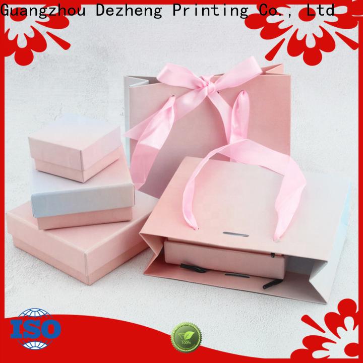 Dezheng cardboard box company customization
