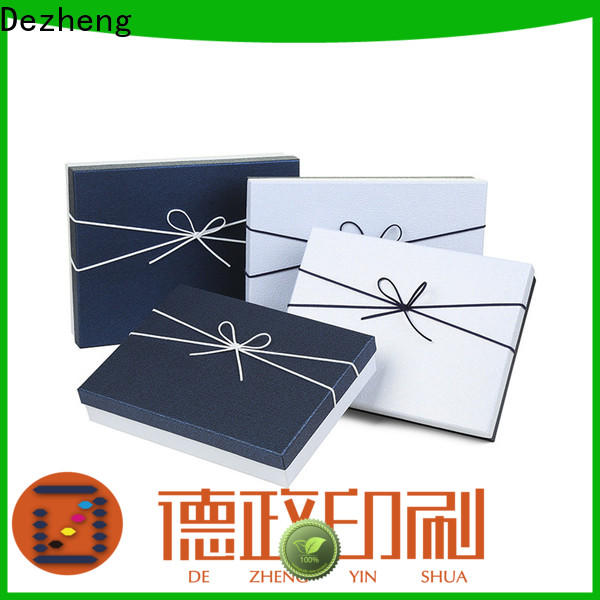 Dezheng cardboard packing boxes for sale Supply