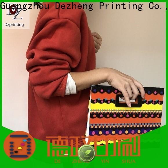 Dezheng high quality paper box customization
