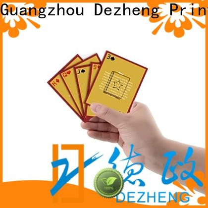 Dezheng bucket list scratch poster customization