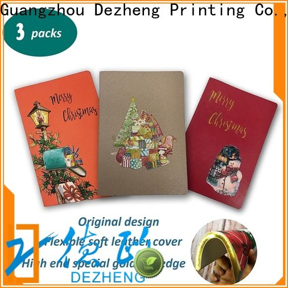 Dezheng a5 custom printed moleskine journals Suppliers For school