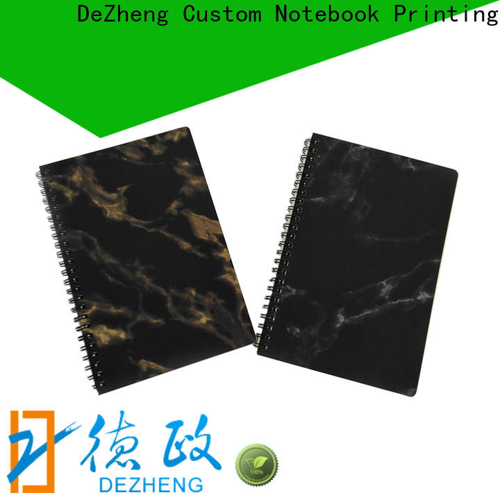 Dezheng student Hardcover Notebook Manufacturers for business for journal