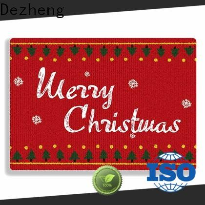 Dezheng latest merry christmas personalized cards for business