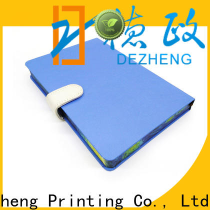 Dezheng Wholesale personalized notebooks Supply For note-taking