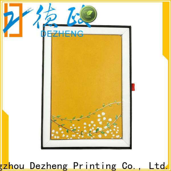 Dezheng b5 custom business notebooks for business for career