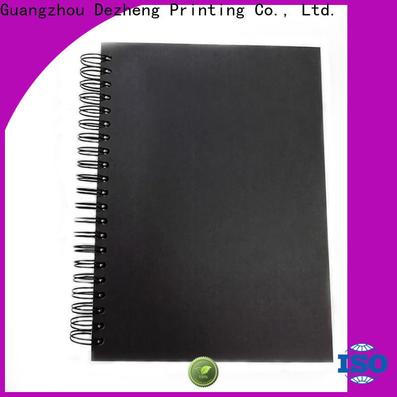 Dezheng design picture scrapbook manufacturers For DIY