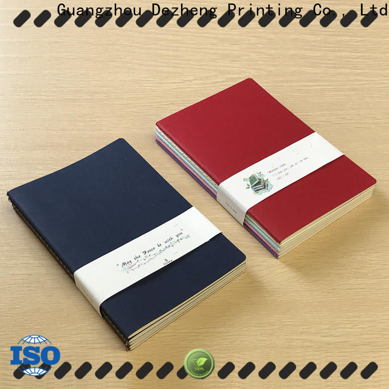 Dezheng Best Buy Notebooks In Bulk Supply For business