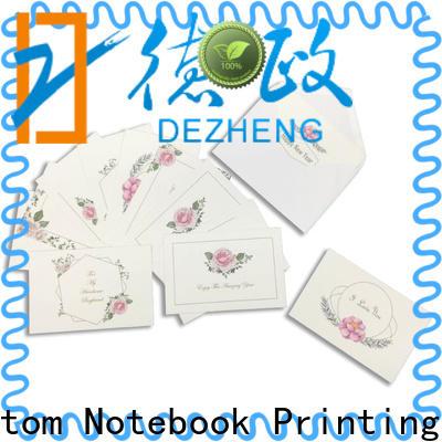Dezheng universal wedding cards Suppliers