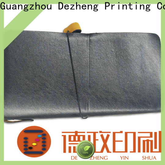 Dezheng Latest buy leather journal for business For student