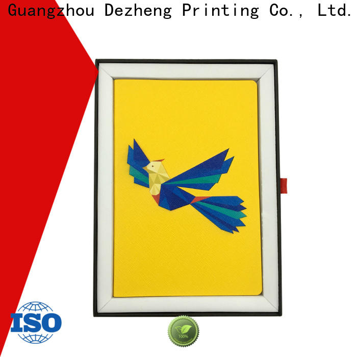 Dezheng High-quality notebook suppliers Suppliers For school