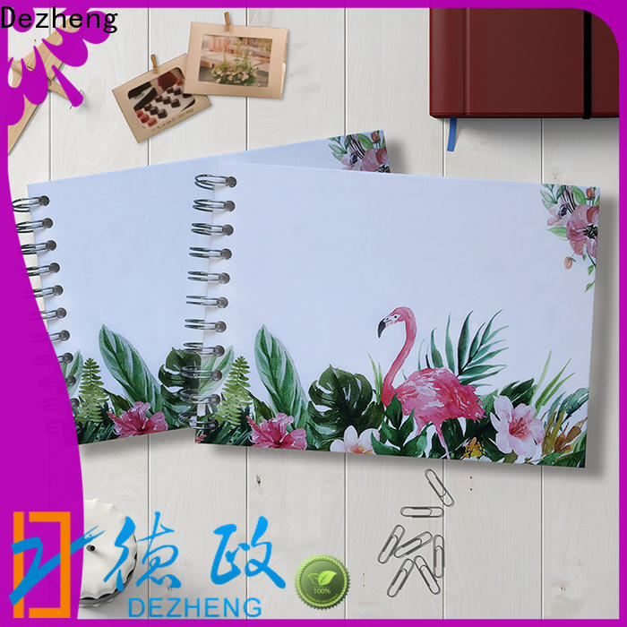 Dezheng Latest self-adhesive photo album for festival