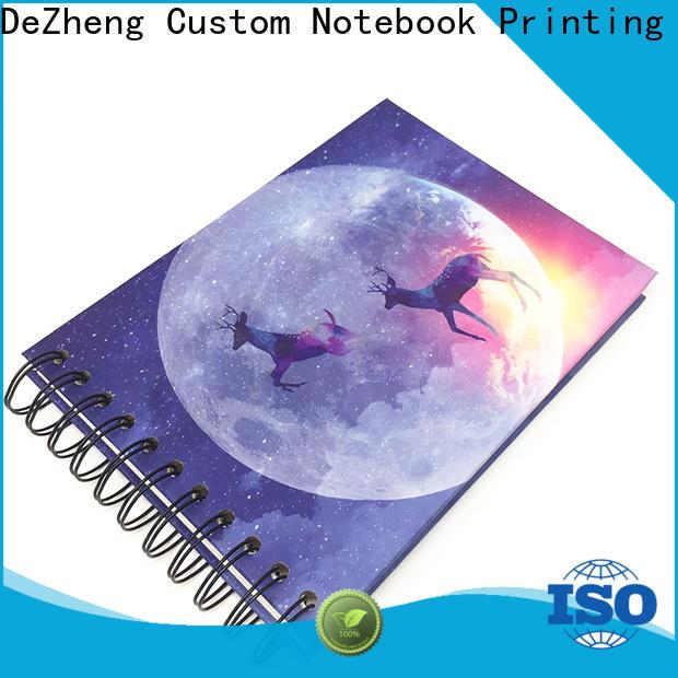 Dezheng latest self-adhesive photo album customization for festival