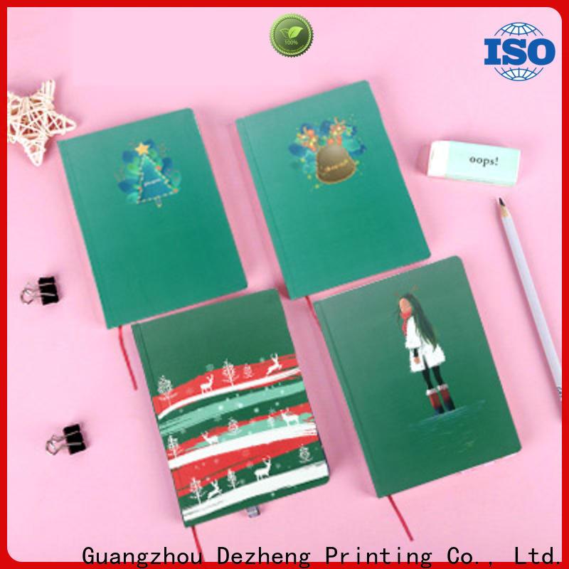 Dezheng cover custom journal notebook customization For journal