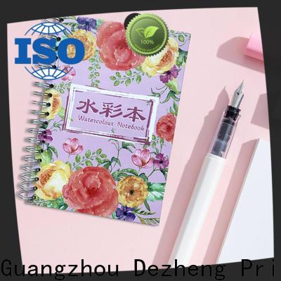 Dezheng custom bound journals Supply for notetaking