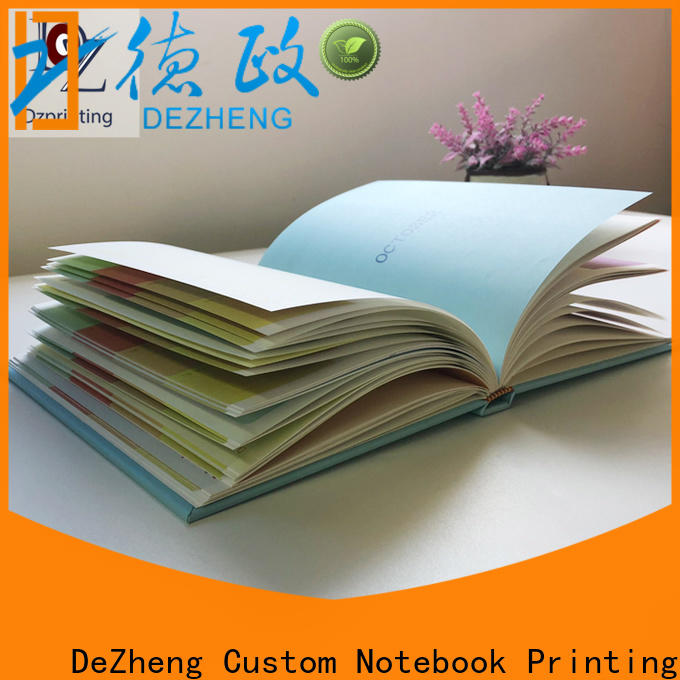 Dezheng High-quality personalized notebooks For journal