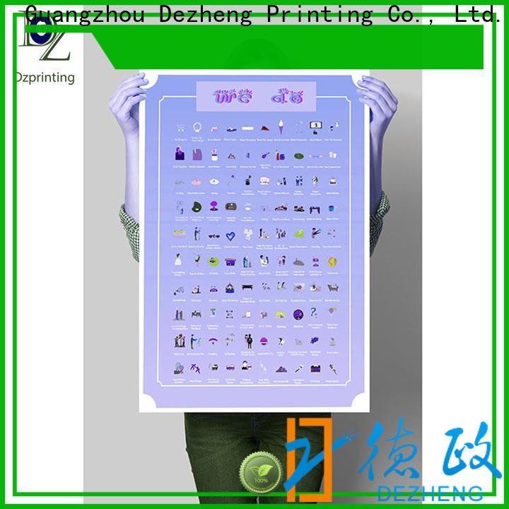 Dezheng scratch map comprar For student