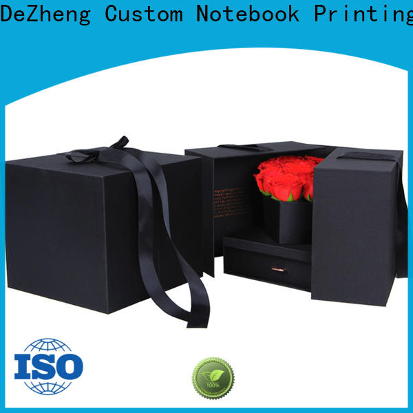 Dezheng factory custom boxes with logo