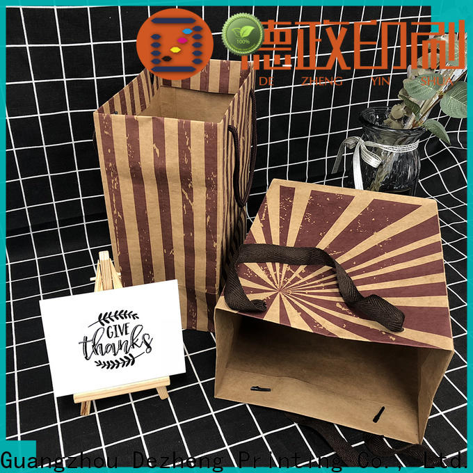 Dezheng company paper box packaging manufacturers company