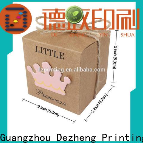 Dezheng paper box manufacturers