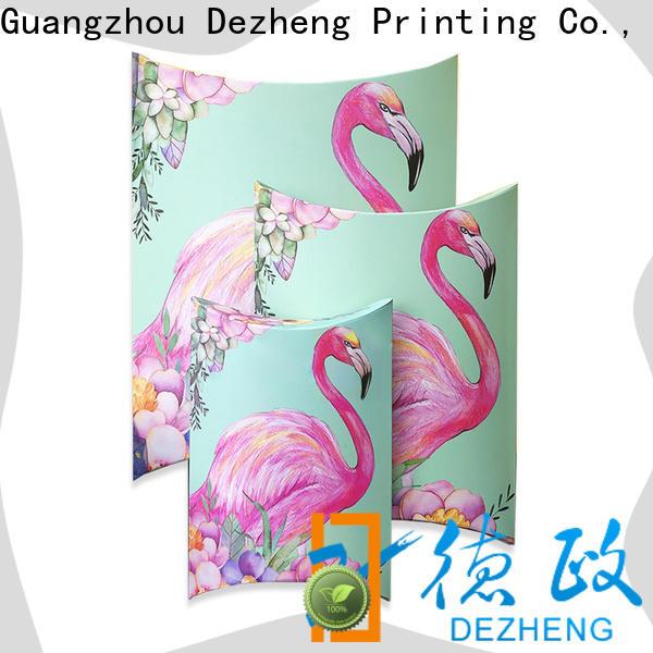 Dezheng packing paper box factory