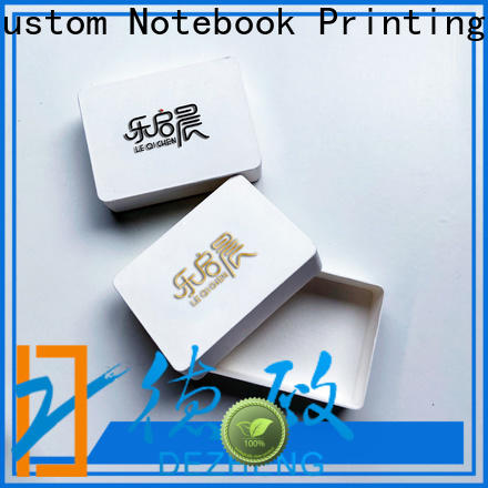 Dezheng custom boxes with logo for business