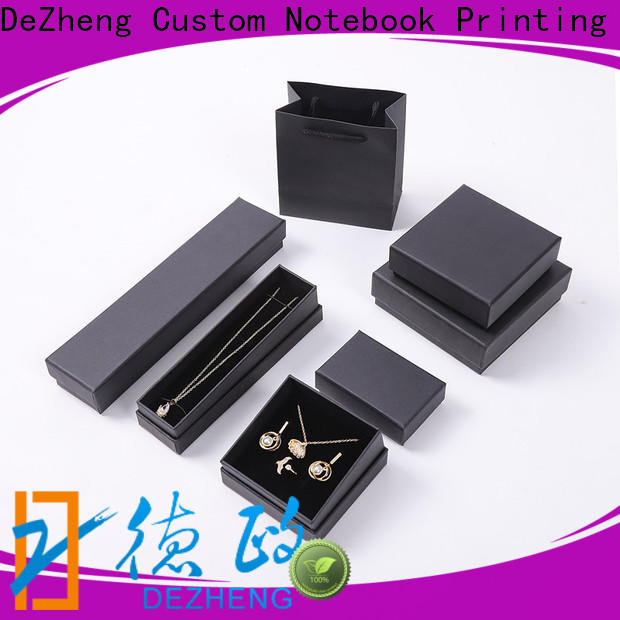 Supply custom jewelry boxes for business