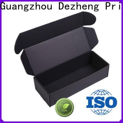 Dezheng custom printed boxes customization