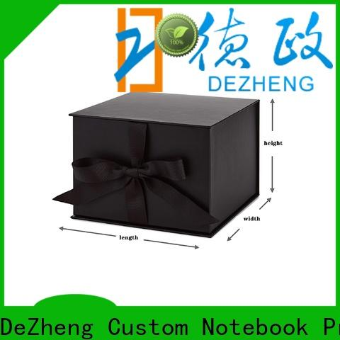 Dezheng Suppliers paper box factory