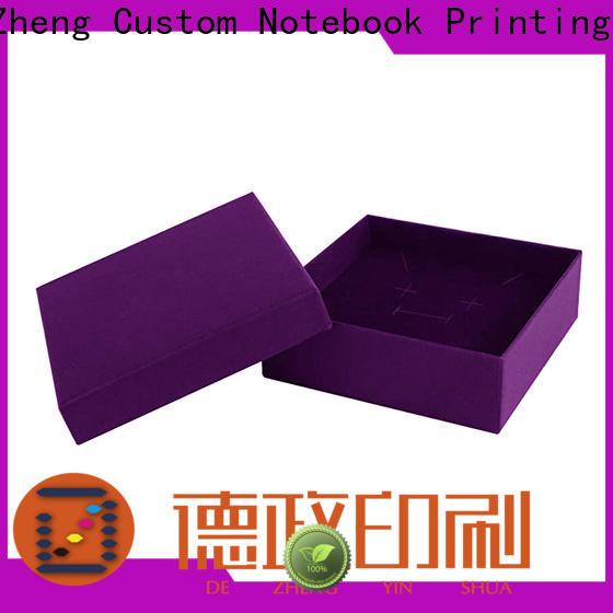 Dezheng packing paper box Supply