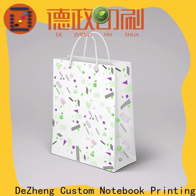 Dezheng packing paper box for business