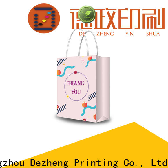 Dezheng manufacturers custom boxes with logo factory