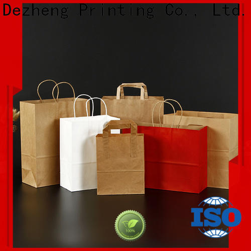 Dezheng kraft paper jewelry boxes Supply
