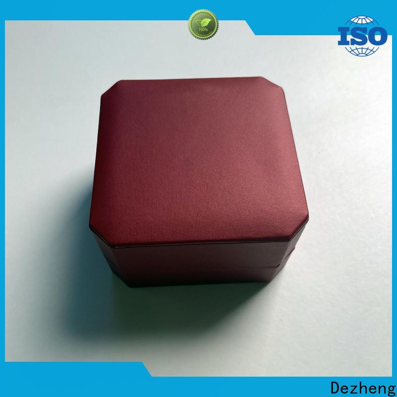Dezheng manufacturers paper jewelry box company