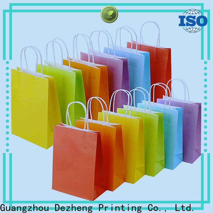 Dezheng Supply paper jewelry box