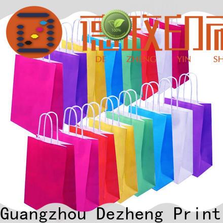 Dezheng manufacturers packing paper box customization