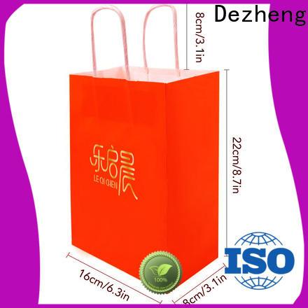Dezheng custom printed boxes Supply